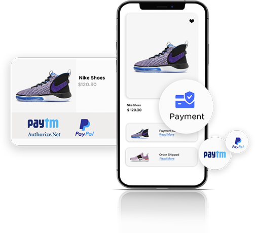 Choose secure payment options for your online store.