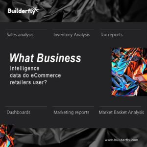 What Business Intelligence data do eCommerce retailers user?