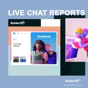 Live chat reports