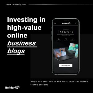 investing in high-value business blogs