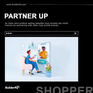 partner up