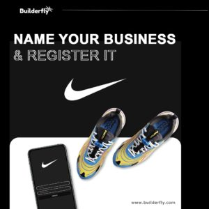 Name your business & register it