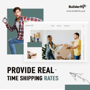Provide Real-Time Shipping Rates