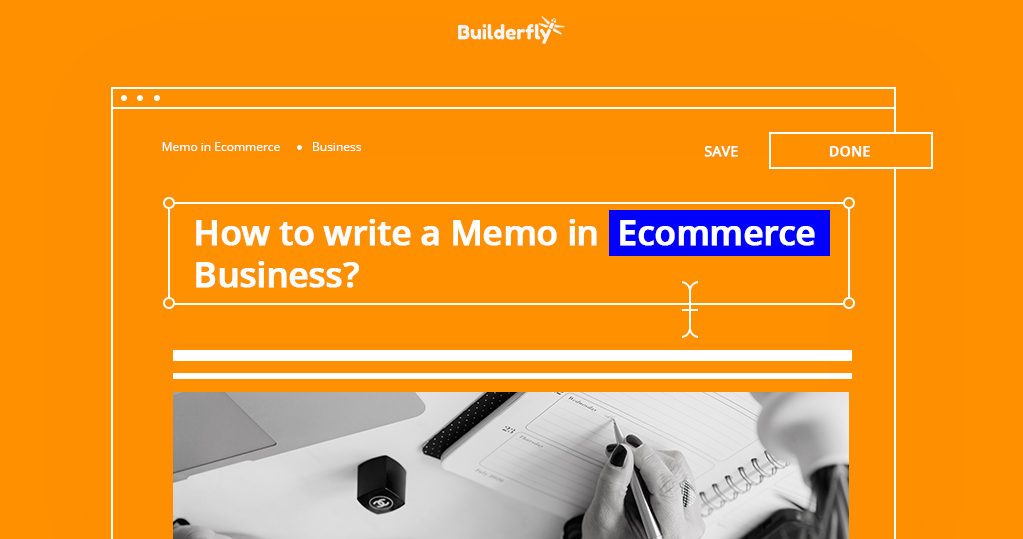 How to Write a Memo in an Ecommerce Business? – A Guide